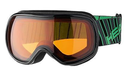 Head Ninja - Gafas de deportes de nieve, Negro / Verde ...