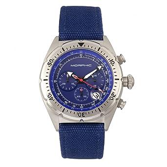 3ff9b7da1 Amazon.com: Morphic 5303 M53 Series Men's Watch: Morphic: Watches