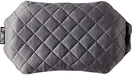 Amazon.com: Klymit Luxe Pillow - Almohada de viaje hinchable ...