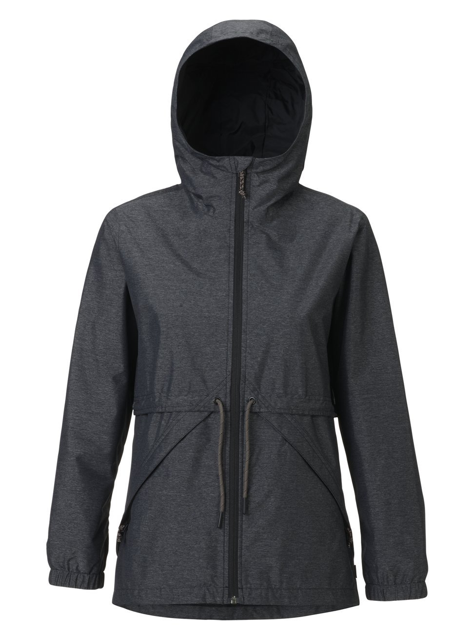 Burton Women's Narraway Jacket, True Black Heather, Small by Burton