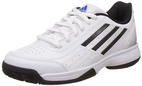 adidas PerformanceSonic Attack K - Scarpe da Tennis Unisex - Bambini, Bianco (Ftwr White