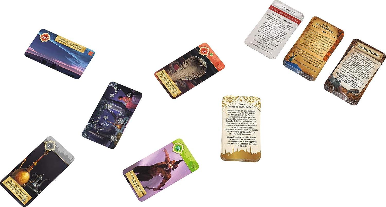 Asmodee-Unlock Exotic Adventures, Color jeu daventures (SCUNL04FR): Amazon.es: Juguetes y juegos