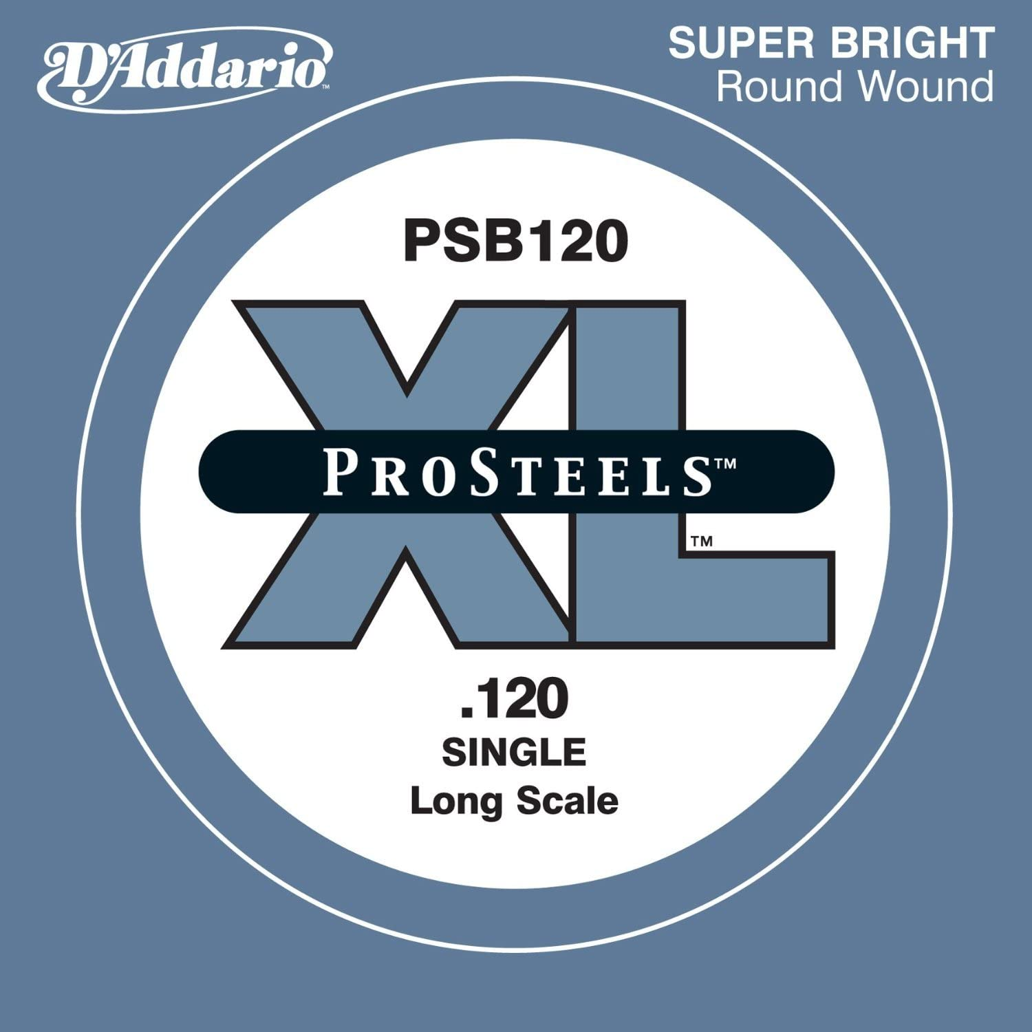 D/'Addario PSB145 Single Bass Pro Steel 145 Long