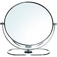 HIMRY Plegable Doble Cara Espejo cosmético 8Inch, Aumento