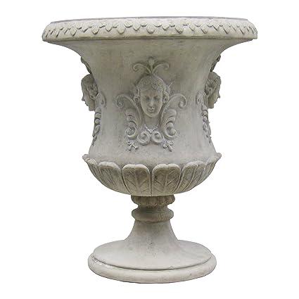 Charmant Design Toscano Goddess Flora Architectural Garden Urn Statue