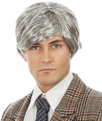 old man toupee