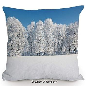 Amazon.com: Home Super suave manta almohada amigos son Famly ...