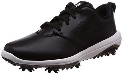 a02773540eb18 Image Unavailable. Image not available for. Color  Nike Men s Golf Roshe G  Tour Golf Wide Shoes