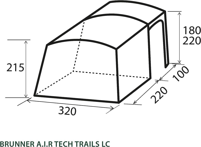 BRUNNER A.i.R Tech Trails Lc