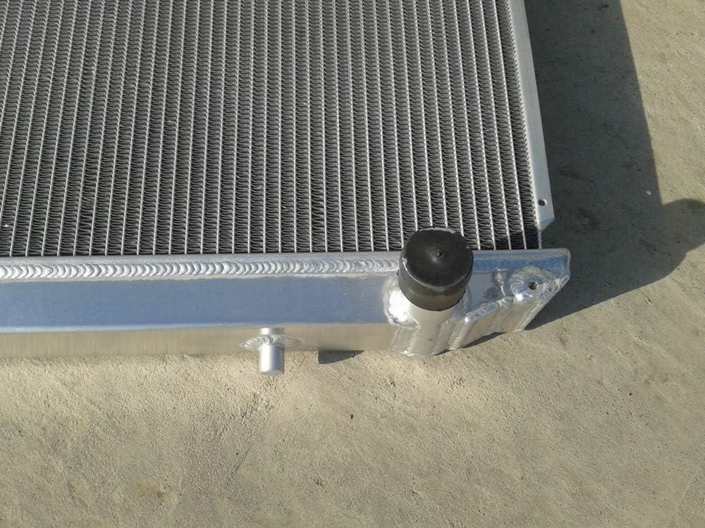 For Toyota Supra 1986 1987 1988 1989 1990 1991 3ROW Aluminum radiator(MT)