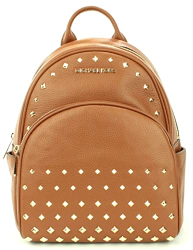 a5ca3938c1c7cc Amazon.com: Michael Kors Abbey Medium Backpack Leather Luggage ...