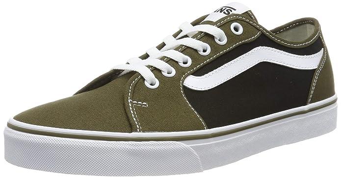 Vans Filmore Sneakers Herren Grün