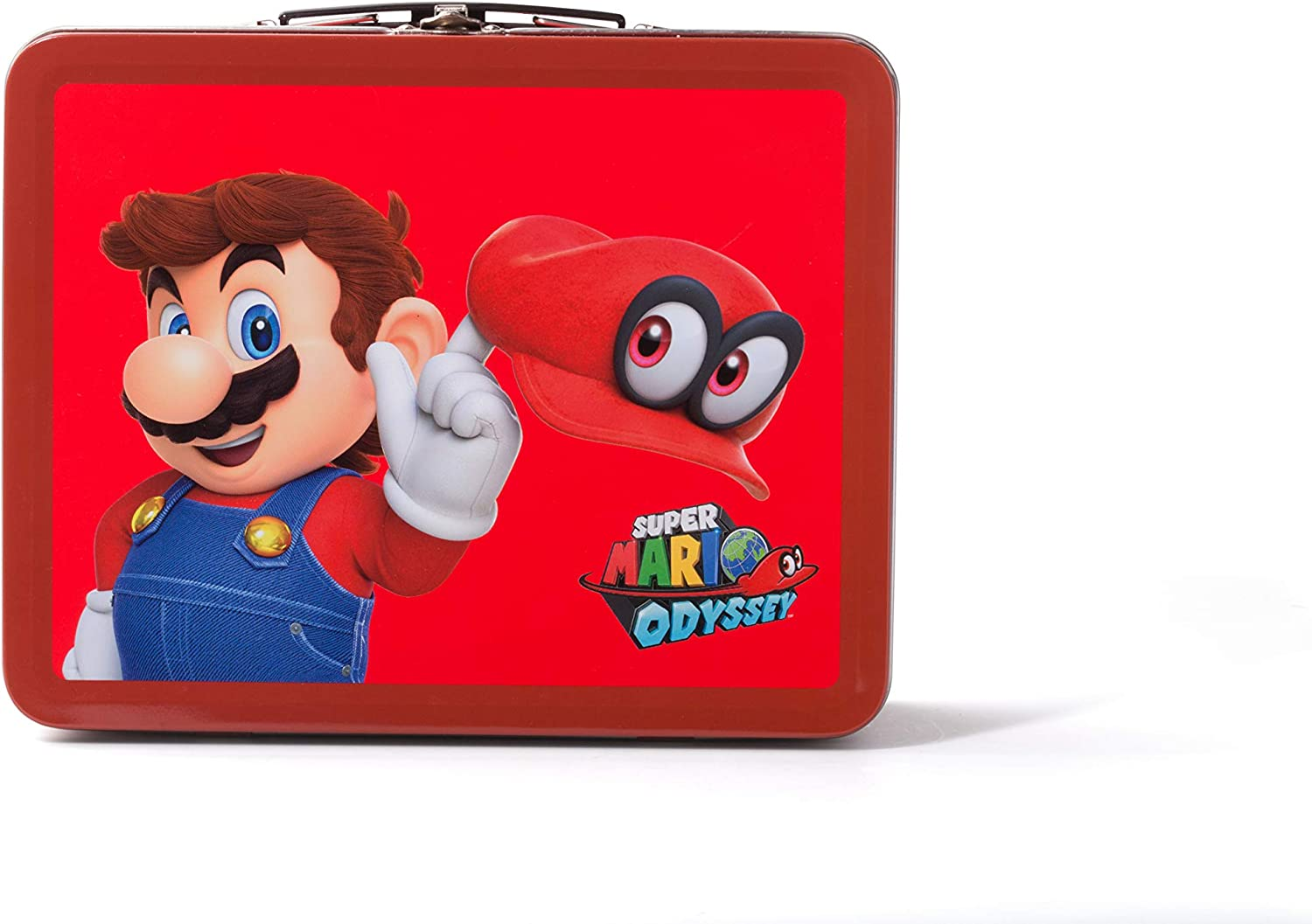 Power A - Lunch Box Tin Kit + Mario GS Design (Nintendo Switch): Amazon.es: Videojuegos