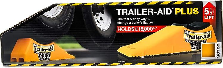 Remolque ayuda Tandem Tire Changing Rampa, Trailer Aid Plus