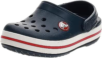 Crocs Crocband Clog K, Zuecos Unisex Niños
