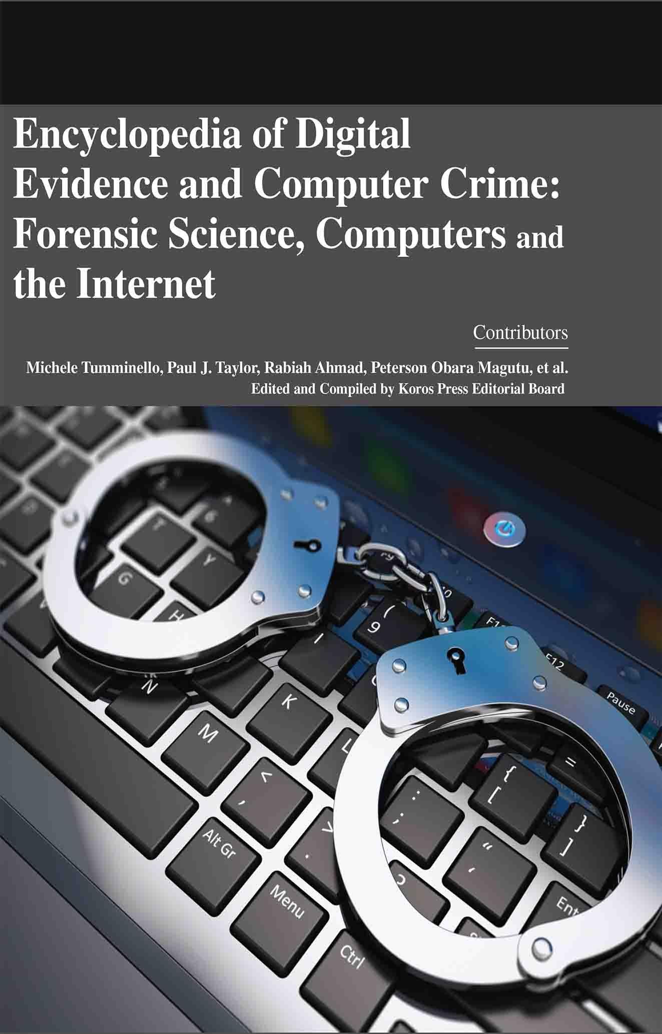 Crime and computer digital ebook evidence
