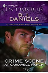 Crime Scene at Cardwell Ranch Kindle Edition