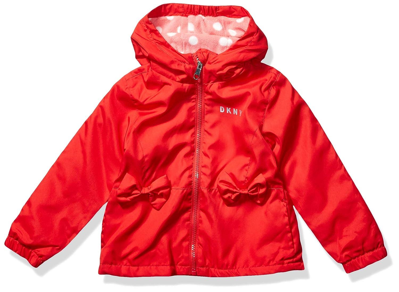 DKNY Girls Midweight Jacket