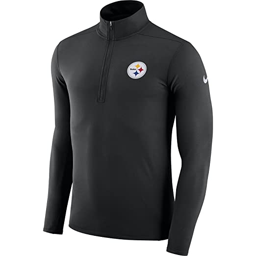 0a5683258 Nike Men s Pittsburgh Steelers Dry Element Top at Amazon Men s Clothing  store