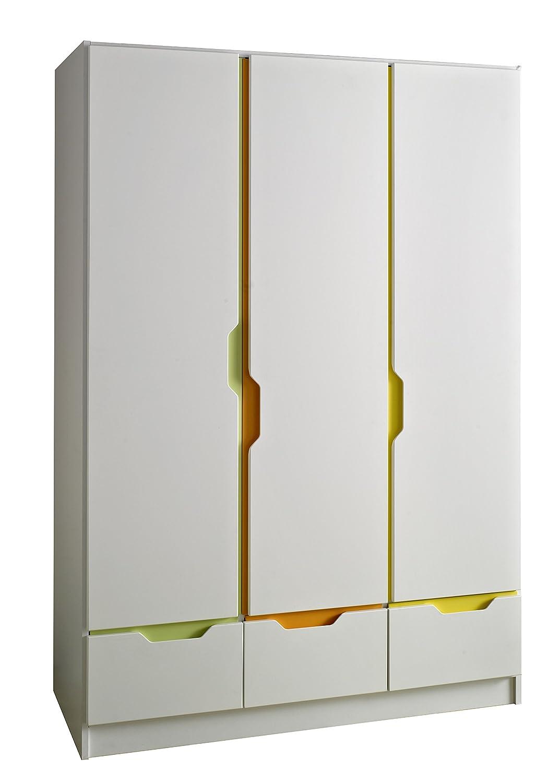 Geuther - 3-teiliger Kleiderschrank Fresh, bunt: Amazon.de: Baby