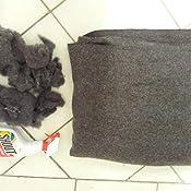 Amazon Com Ektos 90 Wool Blanket Grey Warm Amp Heavy 4