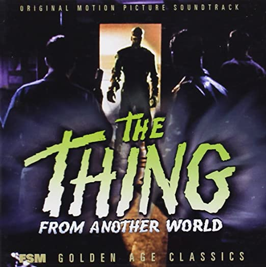 Thing From Another World & Take the High C