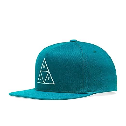 d4822d6f1 Amazon.com: HUF Essentials Triple Triangle Snapback Cap One Size ...
