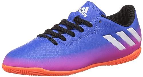 adidas Messi 16.4 In, Zapatillas de Fútbol Unisex Niños: Amazon.es: Zapatos y complementos