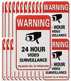 Amazon.com: ANNKE cartel de seguridad para el hogar y ...