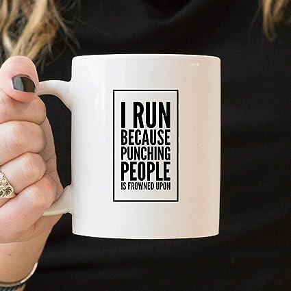 Amazon.com: Funny Running Mug Runner Mug Running Mug Runner ...