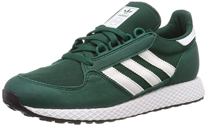 adidas Forest Grove Schuhe Damen Herren Unisex grün (Collegiate Green)