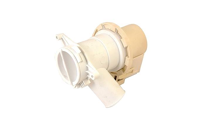 Beko 2880400600 accesorio Lavadora Bomba de agua/bomba de desagüe ...