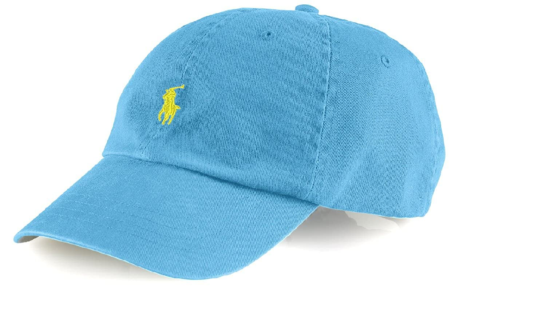 f203c1610374 Amazon.com  RALPH LAUREN Polo Toddler Kids Cotton Chino Baseball Cap  Adjustable One Size  Clothing