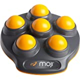 Moji Foot, Compact Foot Massager for Recovery, Relief for Plantar Fasciitis
