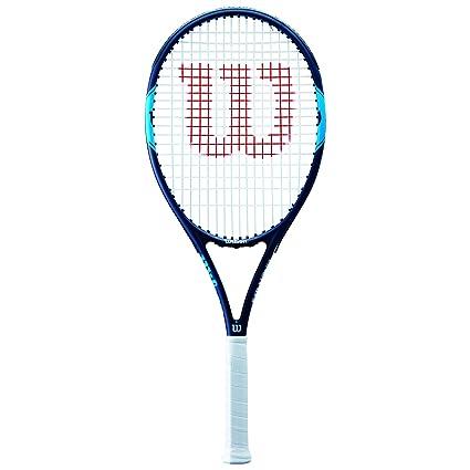 WILSON Monfils Open 103 Raqueta, Unisex Adulto, Azul Marino, 1