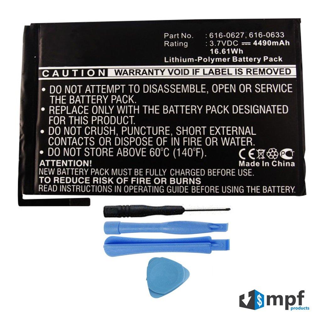 Bateria Tablet 4490mAh A1445 para Apple iPad Mini 1 1st Gene