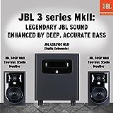 "JBL Professional 305P MkII Next-Generation 5"" 2-Way Powered Studio Monitor"