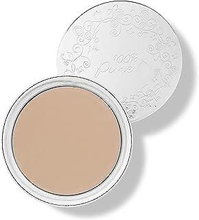 product image for 100% PURE Fruit Pigmented Cream Foundation, Sand, Full Coverage Foundation, Anti-Aging, Matte Finish, Vegan Makeup (Light, Medium with Neutral Undertone) - 0.32 oz