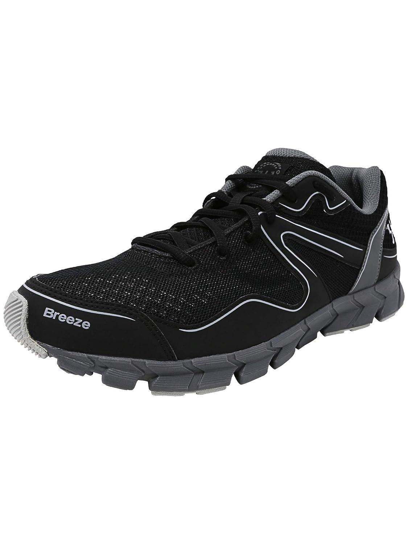 Sconosciuto Sconosciuto Sconosciuto 361 Uomo Breeze Ankle-High Fabric Running Shoe c350b1