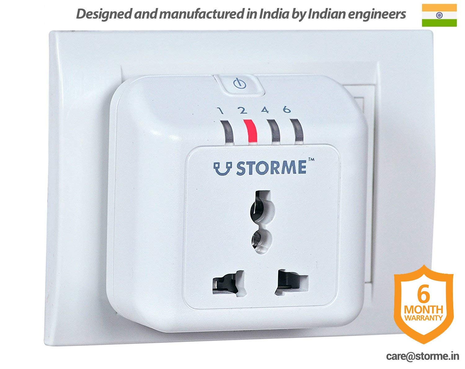 Storme Timer Socket Automatic Power Cut Off Would Play It Safe And Turn The At Breaker Outside Home Improvement
