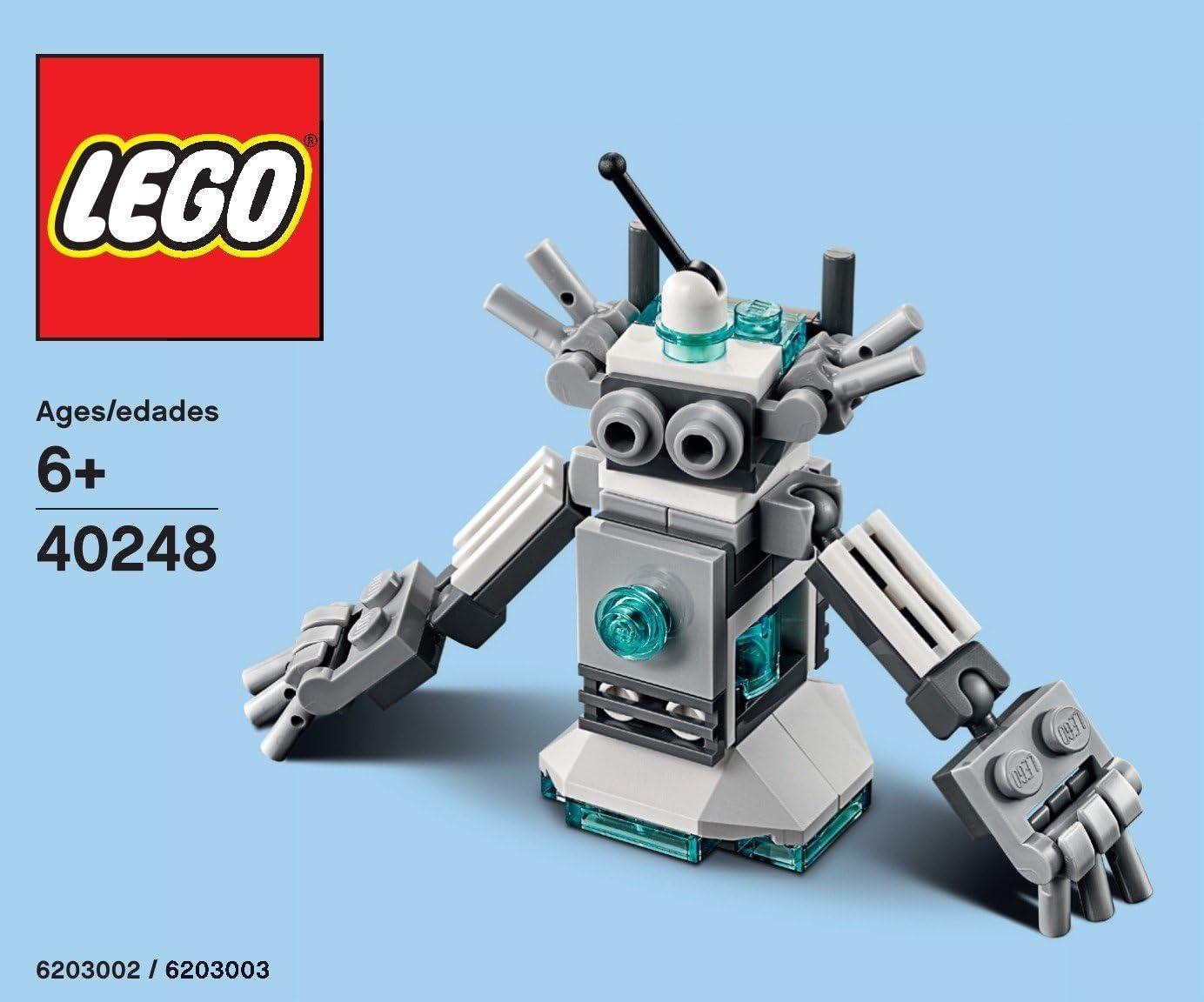 LEGO 40248 Robot Monthly Mini Model Build Polybag Set