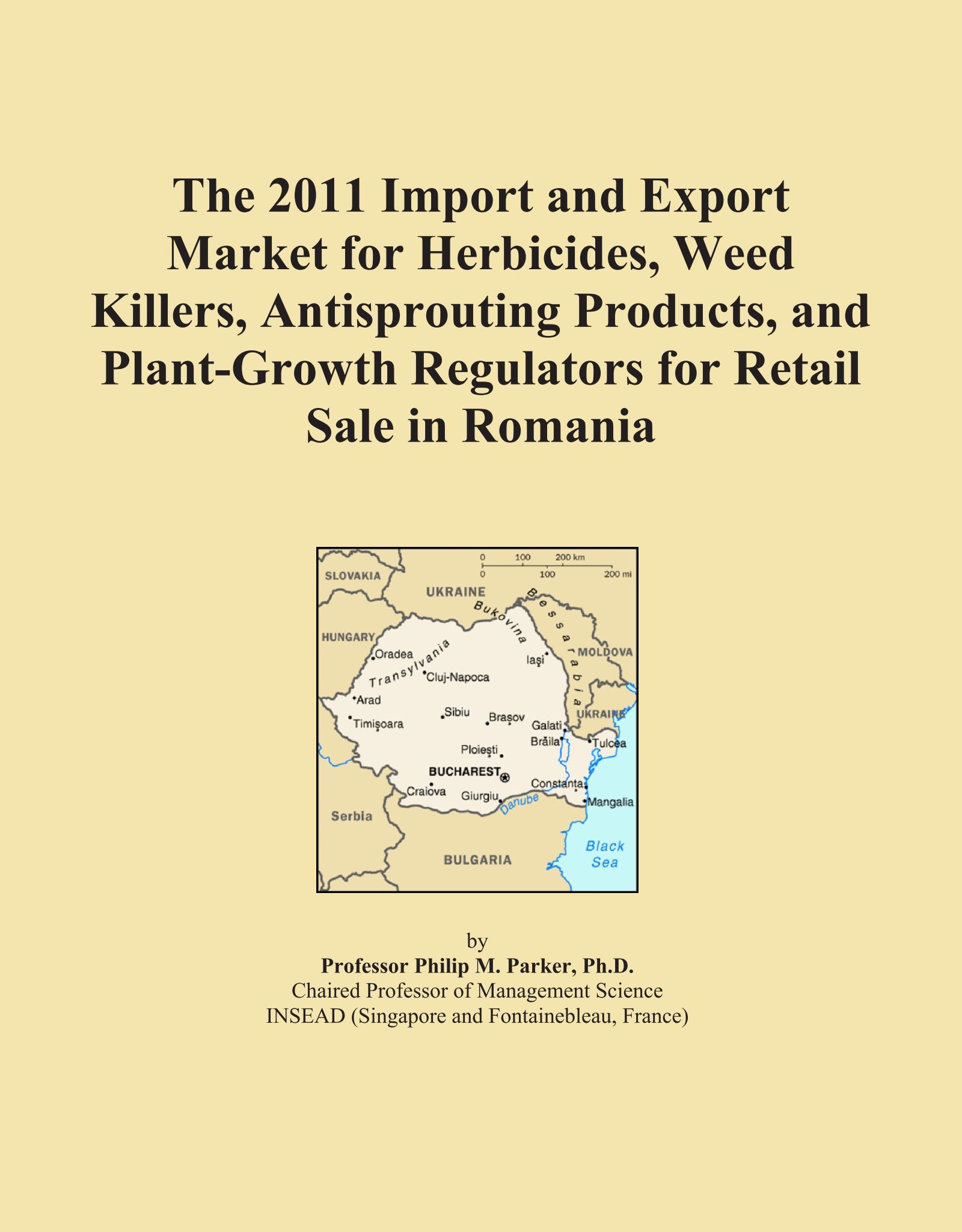 Download The 2011 Import and Export Market for Herbicides, Weed Killers, Antisprouting Products, and Plant-Growth Regulators for Retail Sale in Romania pdf