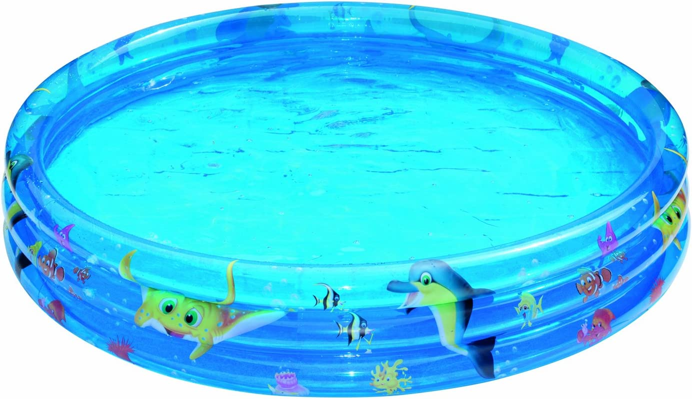 Wehncke 12261 - Piscina hinchable para niños sin cloro y ...