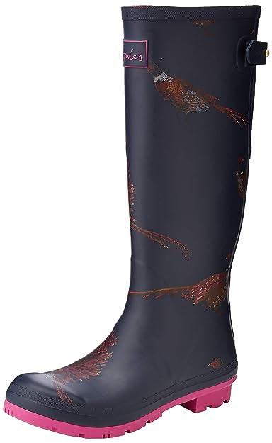 shop vari stili risparmia fino al 60% Joules Wellyprint, Stivali di Gomma Donna