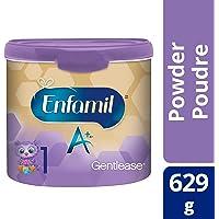 Enfamil A+ Gentlease Infant Formula, Powder Tub, 629g