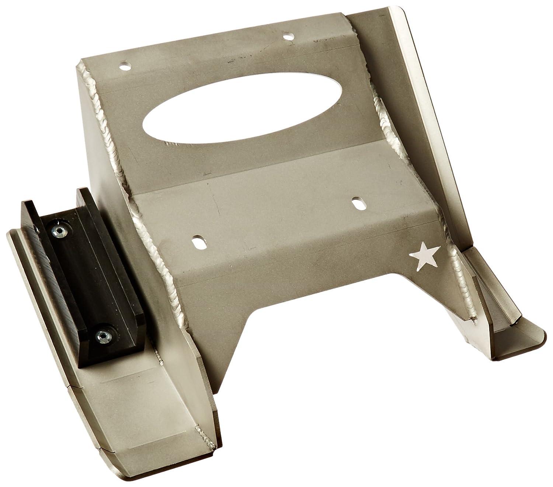 Lonestar Racing 21P43330 Stainless Steel Skid Plate for Yamaha YFZ 450 140790015509