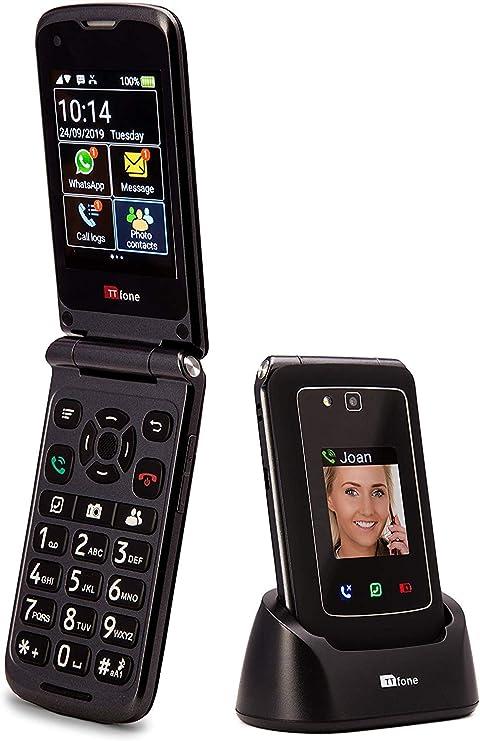 Teléfono móvil TTfone Titan TT950 Whatsapp 3G Pantalla táctil ...