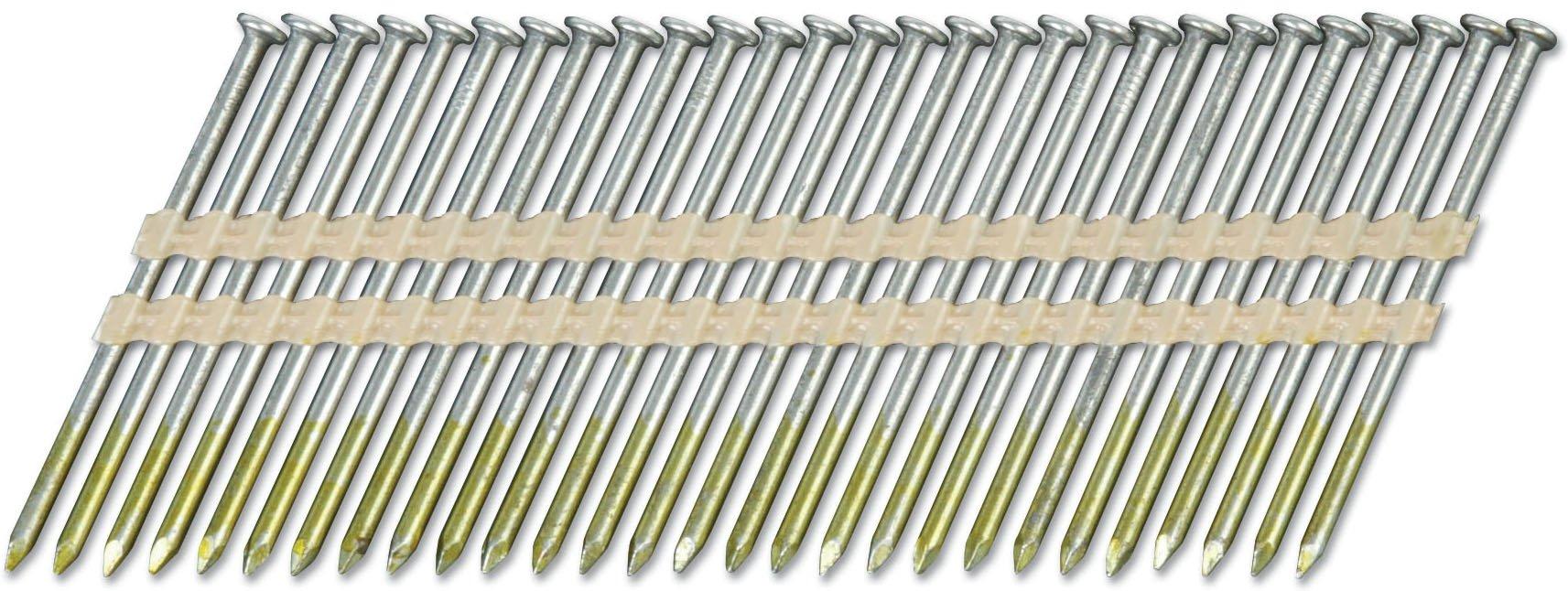 Hitachi 10111 3-1/4-Inch by 0.131 Smooth Framing Nail, 4000 per Box