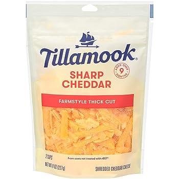 Tillamook Sharp Shredded Cheddar Cheese