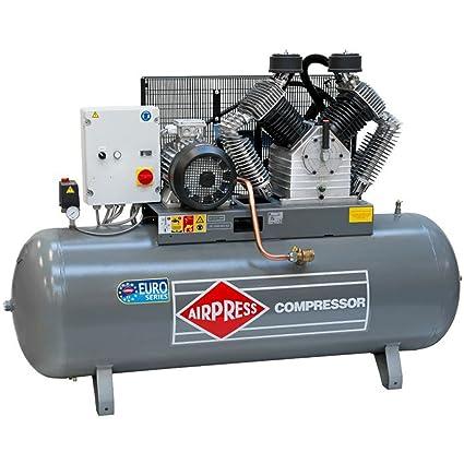 BRSF33 ® Impresión Compresor De Aire HK 2000 – 500 SD (11 kW, Max